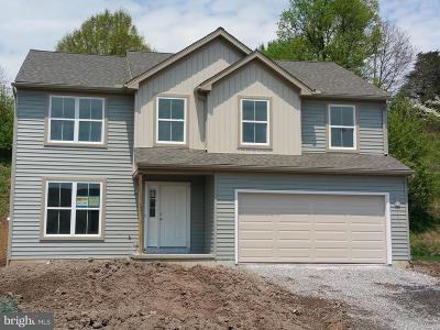 New Cumberland Single Family Home For Sale: Lot 32 Chestnut Way