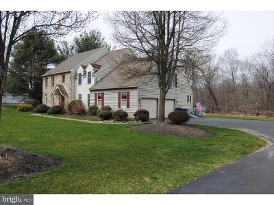 Doylestown Single Family Home For Sale: 448 Pine Run Road