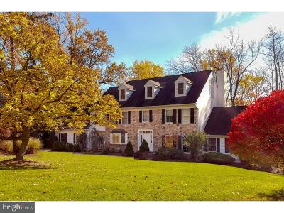 Montgomery County Single Family Home For Sale: 1591 Stocton Road