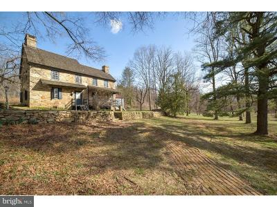 Glenmoore Single Family Home For Sale: 178 Templin Road
