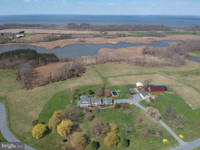 Rock Hall Farm For Sale: 6778 Burris Road