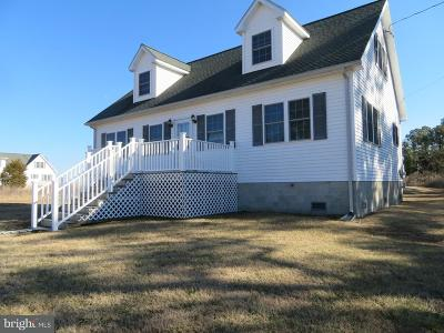 Dorchester County Single Family Home For Sale: 2851 Crocheron-County Road