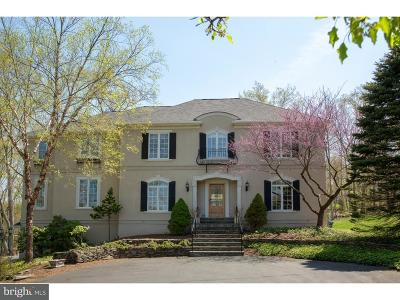 Bucks County Single Family Home For Sale: 204 Burkdale Court