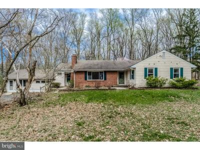 Princeton Single Family Home For Sale: 923 Cherry Hill Road
