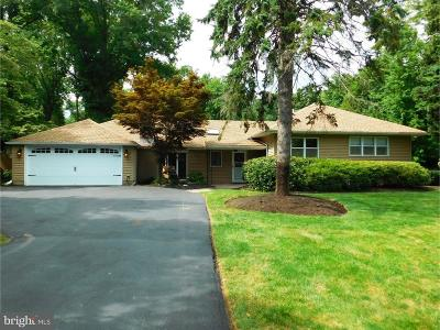 Princeton Single Family Home For Sale: 45 Crescent Drive
