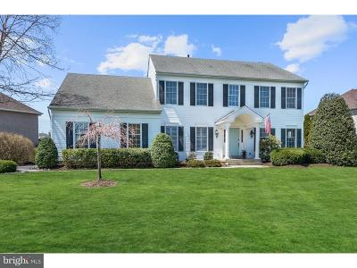Moorestown Single Family Home For Sale: 9 Swedes Lane