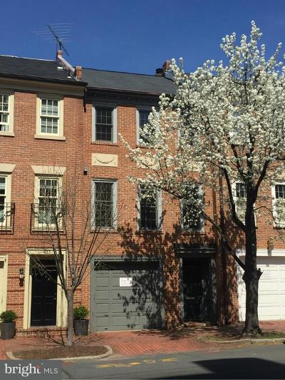 Townhouse For Sale: 425 Cameron Street