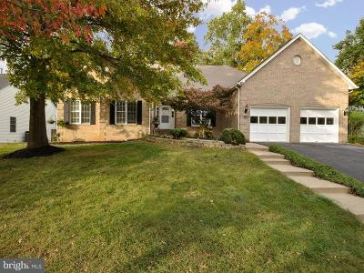 Fredericksburg Single Family Home Active Under Contract: 1013 Cadmus Drive
