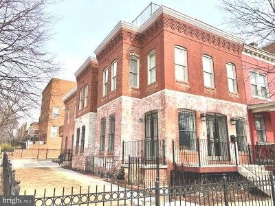 Old City #1 Single Family Home Under Contract: 500 L Street NE