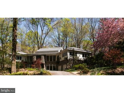 Chadds Ford PA Single Family Home For Sale: $949,000