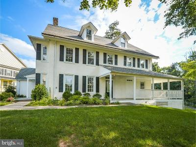 Doylestown Single Family Home For Sale: 11 Silver Maple Drive