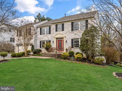 Ellicott City Single Family Home For Sale: 4935 Clearwater Drive