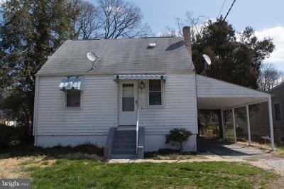 Essex Single Family Home For Sale: 627 Marlyn Avenue