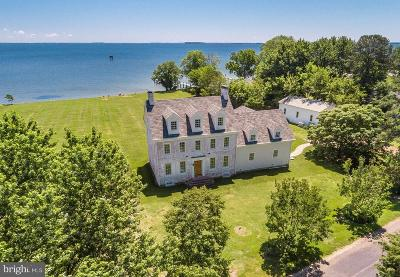 Kent Island Estates Single Family Home For Sale: 122 Queen Anne Road