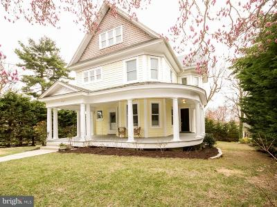 Towson Single Family Home For Sale: 517 Joppa Road