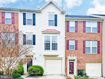 Hyattsville Single Family Home For Sale: 4005 Meadow Trail Lane