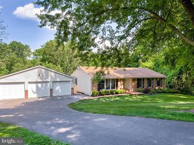 Mount Airy Single Family Home For Sale: 13707 Graham Court