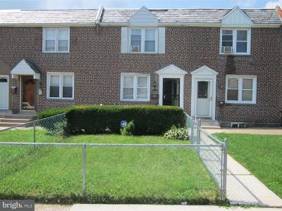 Overbrook Single Family Home For Sale: 7529 Brentwood Road