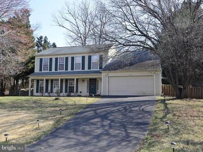 Great Falls Single Family Home For Sale: 10827 Monticello Drive