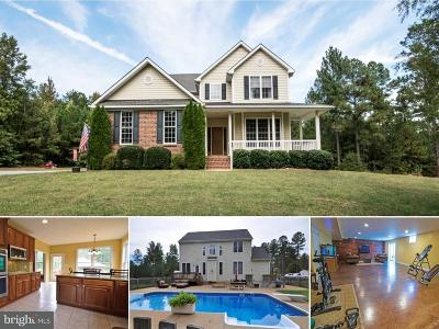 Spotsylvania Single Family Home For Sale: 11916 Deer Path Lane