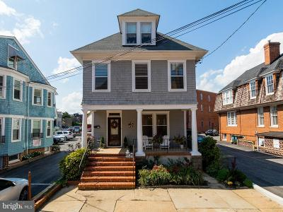 Annapolis Single Family Home For Sale: 79 Franklin Street
