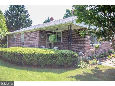 Springfield Single Family Home For Sale: 863 Church Road