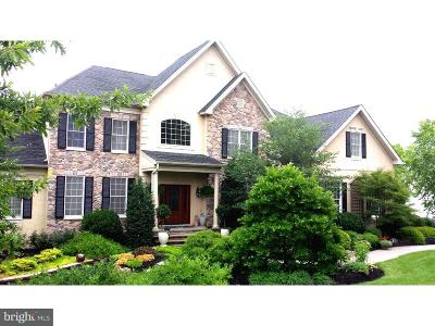 Chadds Ford PA Single Family Home For Sale: $920,000