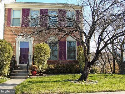 Odenton Single Family Home For Sale: 2245 Canteen Circle
