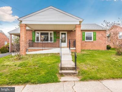 Frederick Single Family Home For Sale: 415 Delaware Road
