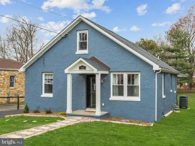 Warrenton Single Family Home For Sale: 190 Sycamore Street