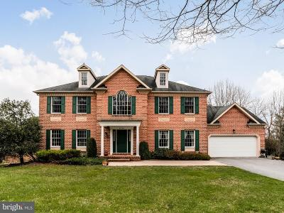 Lutherville Timonium Single Family Home For Sale: 2214 Pot Spring Road