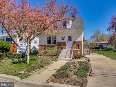 College Park Single Family Home For Sale: 5008 Iroquois Street