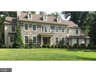 Garnet Valley Single Family Home For Sale: Naamans Creek Road