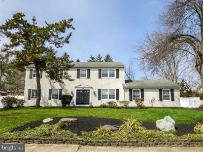 Bucks County Single Family Home Under Contract: 521 Viscount Drive