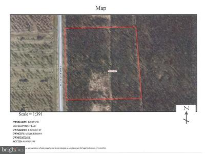 Chesapeake City Residential Lots & Land For Sale: Lot 2 Old Telegraph Road
