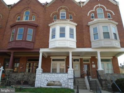 Townhouse Under Contract: 2256 Linden Avenue
