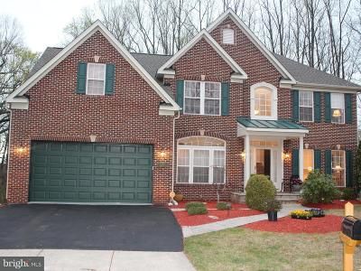 Glenn Dale Single Family Home For Sale: 12100 Guinevere Place