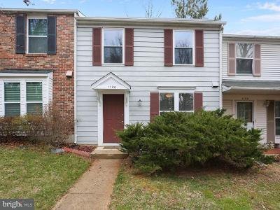 Silver Spring Single Family Home For Sale: 1120 Sandy Hollow Court