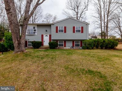 Dale City Single Family Home For Sale: 14327 Springbrook Court