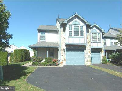 Bucks County Single Family Home Active Under Contract: 54 Redwood Drive