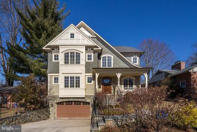 Chevy Chase Single Family Home For Sale: 4817 Derussey Parkway