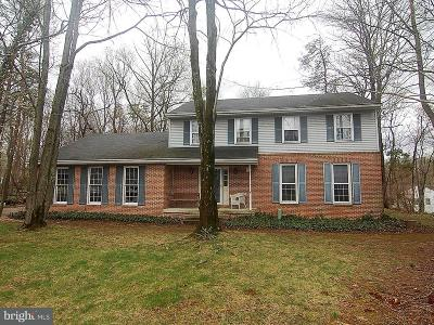 Ijamsville Single Family Home For Sale: 2025 Fire Tower Lane