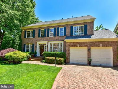 Alexandria City Single Family Home For Sale: 638 Kings Cloister Circle