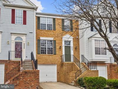 Silver Spring Single Family Home Active Under Contract: 2223 Bear Valley Terrace