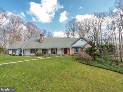 Fairfax, Fairfax Station Single Family Home For Sale: 7814 Willowbrook Road