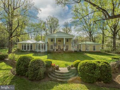 Great Falls Single Family Home For Sale: 822 Leigh Mill Road