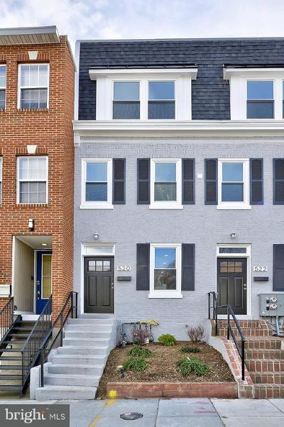 Washington Single Family Home For Sale: 520 Hobart Place NW