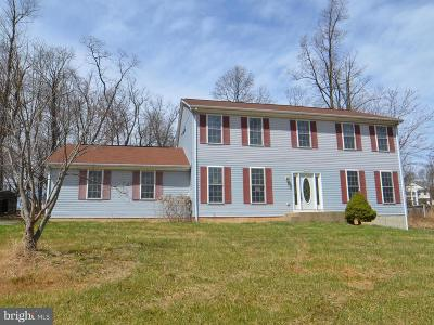 Gaithersburg Single Family Home For Sale: 8124 Brink Road