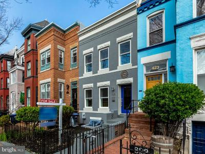 Old City #1 Single Family Home For Sale: 625 8th Street NE
