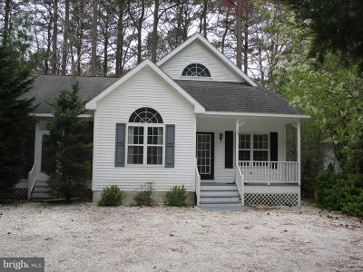 Ocean Pines Single Family Home For Sale: 12 Camelot Circle